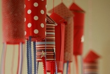 fourth of july crafts / by Rita Dippenaar