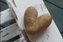 hearts / by Rita Dippenaar