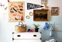 maddux a's room. / by Maggie Bea Ray
