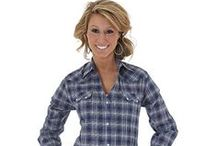 New Wrangler Styles / Shop the latest from www.wrangler.com and our partners. / by Wrangler Western