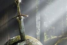 Arthur, HIgh King of England / by JoAnn Boon Morlan