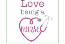Nurse Stuffs / by BadgeBlooms