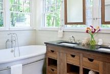 Native Trails | Bath Ideas / by Native Trails - Kitchen and Bath Products