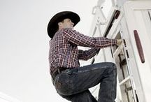 Advanced Comfort / Introducing the newest addition to the Premium Performance Cowboy Cut Collection: Advanced Comfort. Designed to move with you and last twice as long, the Premium Performance Advanced Comfort Cowboy Cut® jeans are worn by 10-time All-Around World Champion cowboy Trevor Brazile. / by Wrangler Western