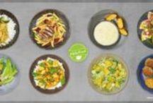Classic/Veggie Menü KW7 / Die Übersicht der Mahlzeiten in der HelloFresh Kochbox kommende Woche! / by HelloFresh