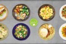 Classic/Veggie Menü KW8 / Die Übersicht der Mahlzeiten in der HelloFresh kommende Woche! / by HelloFresh