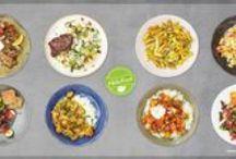 Classic/Veggie Menü KW9 / Die Übersicht der Mahlzeiten in der HelloFresh kommende Woche!  / by HelloFresh