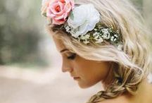 Bridal Hair & Makeup / by Milestone Events
