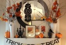 Autumn/Halloween/Thanksgiving / Easy fall decoration. / by Sue Burns