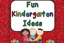 Fun Kindergarten Ideas / by Melissa Williams
