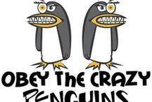 Penguins / by Heather Brown