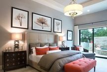 Bedroom possibilities / by Janet Stinchcomb