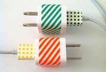 Cute Washi Tape Projects / by Hearts and Laserbeams
