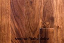 Hardwood Flooring - Domestic  / Domestic Hardwood Floors - Available prefinished & Unfinished  / by Rhodes Hardwood LLC
