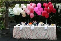 Party decor idea / by Thereza Chammas