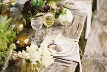 Tablescapes / by Coco Columbus