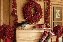 """Holiday Ideas / """"Hi, my name is Lydia and I insist on decorating for EVERY.SINGLE.HOLIDAY!"""" / by Lydia Green"""