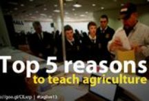 Agricultural Education / by National FFA Organization
