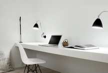 IDEAS for my future OFFICE / by Ditte Majdall