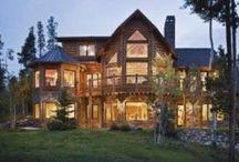 Dream (Rustic) Home & Decor Ideas / by Cyndi Richardson