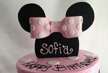 Girls Birthdays / by A Sweet Design Cakes & Cupcakes, Inc