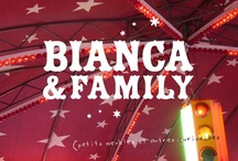 Bianca & Family/My Little Bazar/Zü / by Camillette Pouet