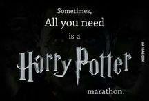 Harry Potter / by Camillette Pouet