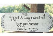 Wedding Day for Hope & Alizabeth / by Beatriz-Bety Kelley