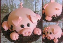 cakes / by Beatriz-Bety Kelley