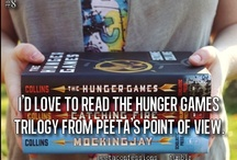 The Hunger Games / by Chloe Holden