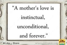 My wonderful Mom! / by Beatriz-Bety Kelley
