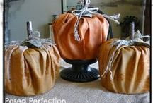 Thanksgiving Inspiration, DIY Crafts, etc... / by Spectrum of Minds.com