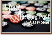 Learn: Blogging / by Liz Fulcher