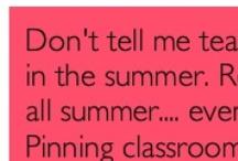 Classroom Ideas / by Diana Rabanal Dingeldein