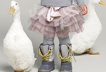 kiddo style / Adorable clothing and outfit ideas for my little darlings / by Megan Nielsen