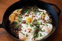 Food: Breakfast & Brunch / by Bahia Ramirez