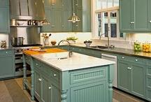 Kitchen & Dining Nook / by Lindsey Harvey