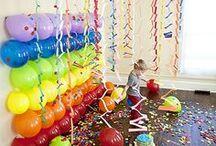 Party ideas / by Charlene Johnson Thomas