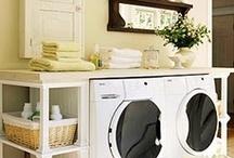 Laundry Room / by Lindsey Harvey