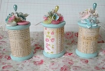 {crafting} / general crafting... ideas that are not in my other crafting boards. / by Rachelle @ Simple Stitches