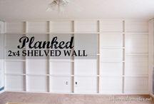Wall Treatments / by Lynn Randolph