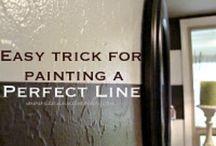 Painting Tips / by Lynn Randolph