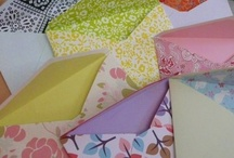 Wrap, wrap, wrap those Gifts / Wrapping, Bows & Cards / by Karen at peace...