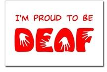 Deaf / by Adeena M-M