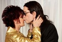 Sharon & Ozzy / by Sue James