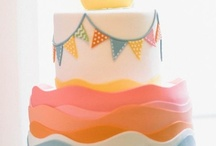 Cute Cakes / by Claire Lines