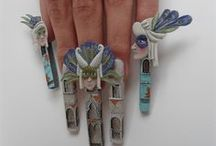 Fantasy Nail Art / by NAILS Magazine