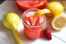 Kid-Friendly Drink Recipes / by Sarah W. Caron