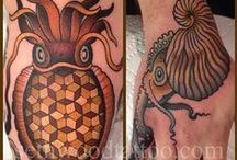 Tattoo's  / by Anice Hoogstad