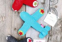 {crochet ~ toys} / by Rachelle @ Simple Stitches